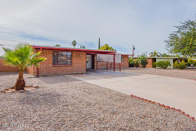 Tucson Single Family Home For Sale: 6950 E Calle Jupiter