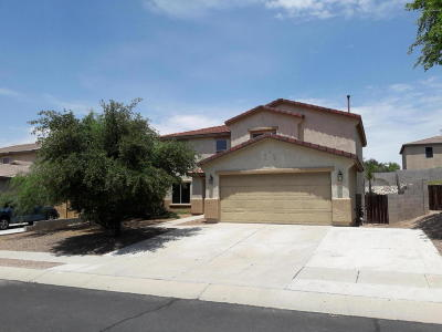 Tucson Single Family Home Active Contingent: 5550 W Copperhead Drive