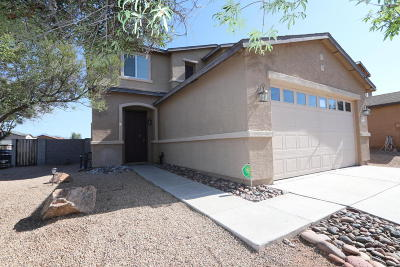 Sahuarita Single Family Home For Sale: 1051 W Camino Hombre Viejo