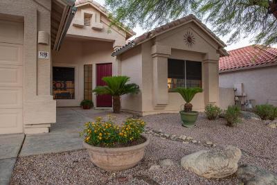 Single Family Home Active Contingent: 5198 N Via De La Lanza