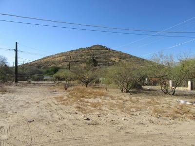Tucson Residential Lots & Land Active Contingent: 1131 S Santa Cruz Lane