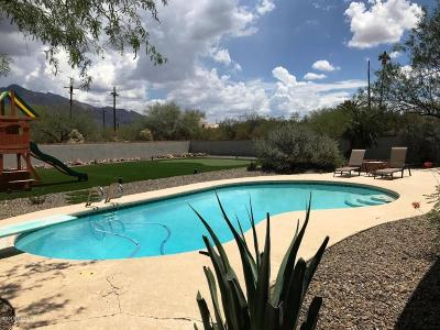 Tucson Single Family Home For Sale: 930 W Cananea Place