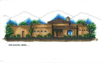 Coyote Creek (1-395) Single Family Home For Sale: 14880 E Diamond F Ranch - To Be Built Place