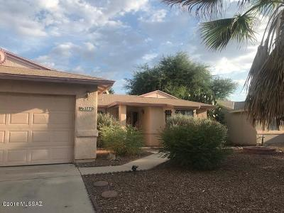 Tucson Single Family Home For Sale: 2775 W Grandbrook Street