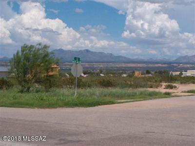 Benson Residential Lots & Land For Sale: NE Corner Ocotillo & 9th St.