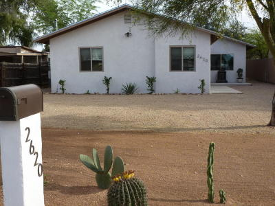 Tucson Single Family Home For Sale: 2620 E Copper Street
