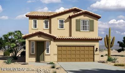 Sahuarita Single Family Home For Sale: 35 E Placita Casal