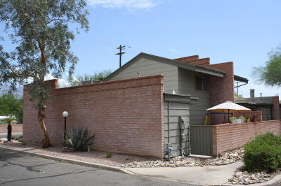 Tucson Townhouse Active Contingent: 4302 E Fort Lowell Road