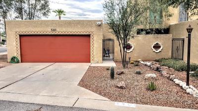 Tucson Townhouse Active Contingent: 5301 E Beverly Fair Drive