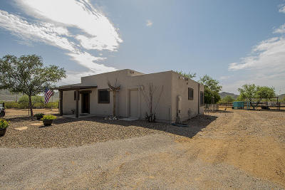 Tucson Single Family Home Active Contingent: 9410 N Sidewinder Lane