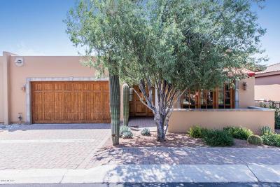 Tucson Townhouse Active Contingent: 2556 E Via Corta Di Amore