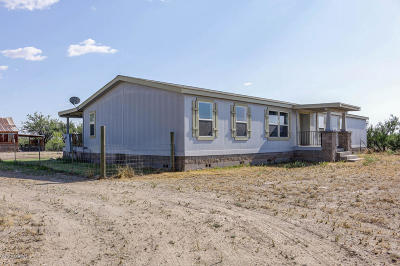 Willcox Manufactured Home For Sale: 2319 W Airport Road