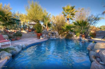 Tucson Single Family Home Active Contingent: 2800 W Positano Way