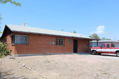 Tucson Single Family Home Active Contingent: 303 E Linden Street
