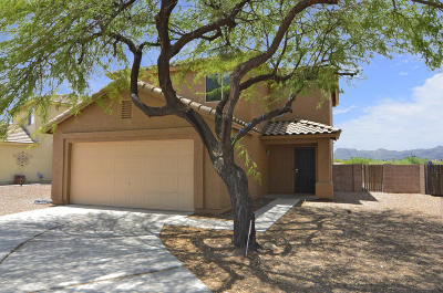 Tucson Single Family Home Active Contingent: 2815 N Silver Island Way