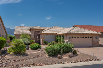 Single Family Home Active Contingent: 62737 E Rangewood Drive