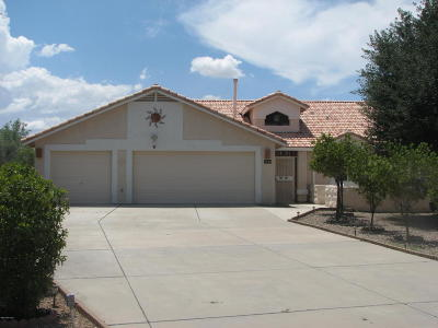Pima County Single Family Home For Sale: 7189 W Adamsgate Place