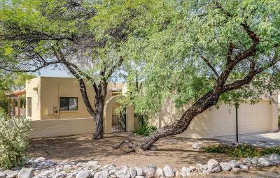 Tucson Townhouse For Sale: 5750 E Camino Del Tronido