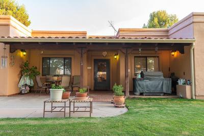 Sonoita Single Family Home For Sale: 16 Black Oak Drive