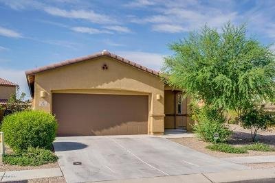 Single Family Home Active Contingent: 1101 W Garden Grove Drive