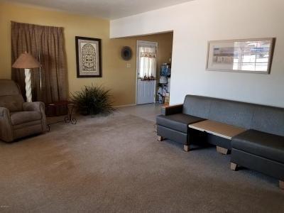 Tucson Single Family Home For Sale: 833 W Jacinto Street