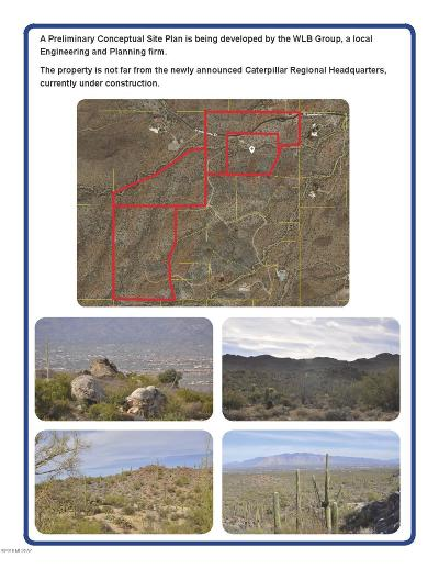 Tucson Residential Lots & Land For Sale: 6301 W Sweetwater Drive