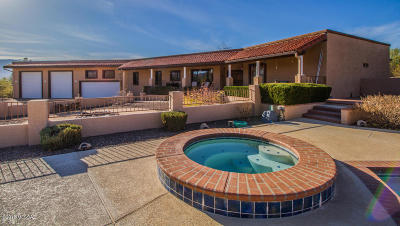 Single Family Home For Sale: 4360 N Via Noriega