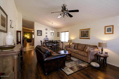 Tucson Single Family Home For Sale: 5298 W Canyon Towhee Street