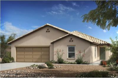 Single Family Home Active Contingent: 14200 E Bolster Drive