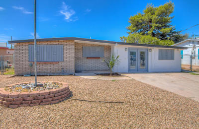 Tucson Single Family Home For Sale: 5056 E Adams Street
