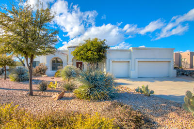 Oro Valley Single Family Home For Sale: 11579 N Meadow Sage Drive