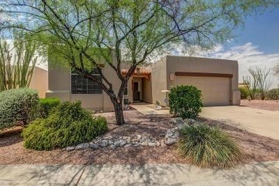 Tucson Single Family Home Active Contingent: 440 E Wine Plum Drive