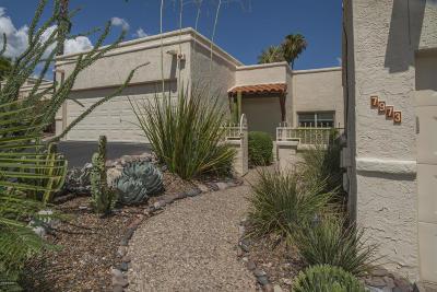 Tucson Townhouse For Sale: 7973 E Sabino Sunrise Circle