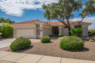 Oro Valley Single Family Home Active Contingent: 1884 E Singing Bow Way