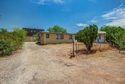 Tucson Single Family Home Active Contingent: 2830 N Park Avenue