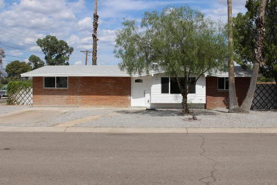 Single Family Home For Sale: 4168 N San Patricio Place