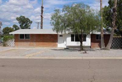 Tucson Single Family Home For Sale: 4168 N San Patricio Place