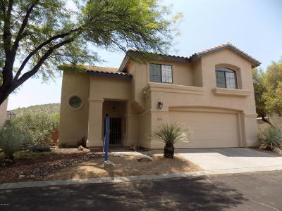 Tucson Single Family Home For Sale: 5505 N Moccasin Trail