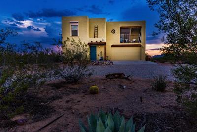 Marana Single Family Home For Sale: 10021 N Sooner Lane