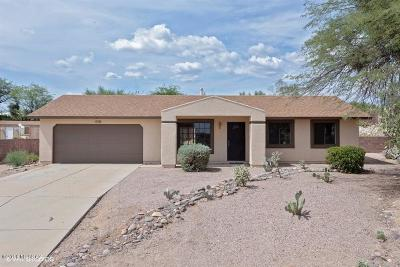 Tucson Single Family Home For Sale: 6864 N De Chelly Loop