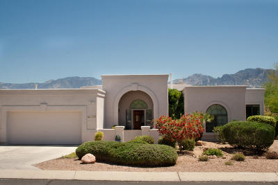 Oro Valley Single Family Home For Sale: 11272 N Meadow Sage Drive