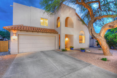 Oro Valley Single Family Home For Sale: 941 W Fox Ridge Lane
