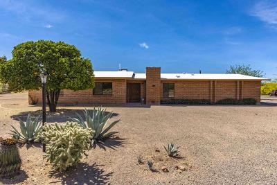 Pima County Single Family Home Active Contingent: 4105 S Avenida Don Porfirio
