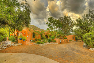 Tucson Single Family Home For Sale: 4841 E Winged Foot Drive