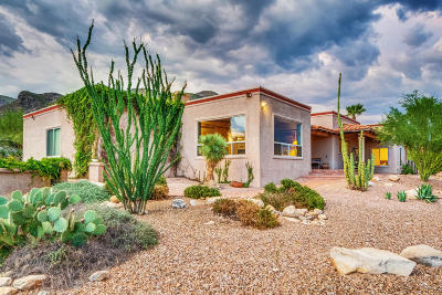 Tucson Single Family Home For Sale: 7680 N Calle Sin Controversia