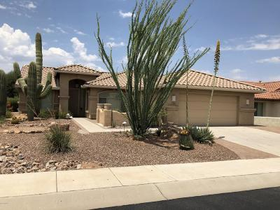 Pima County Single Family Home For Sale: 1739 N Laguna Oaks Drive