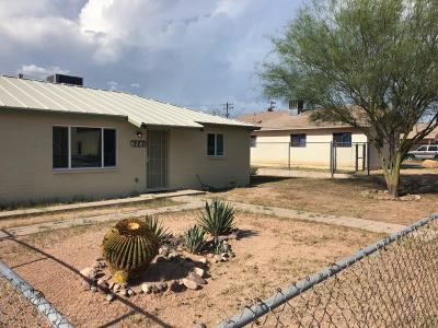 Tucson Single Family Home For Sale: 6261 E 29th Street