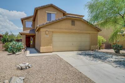 Marana Single Family Home For Sale: 12906 N Pocatella Drive