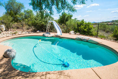 Tucson Single Family Home For Sale: 6126 E Paseo Ventoso