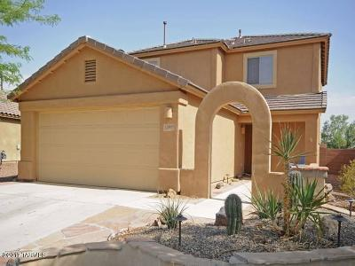 Marana Single Family Home Active Contingent: 12807 N Pocatella Drive